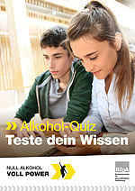 Cover - Wissenstest (Alkohol-Quiz)